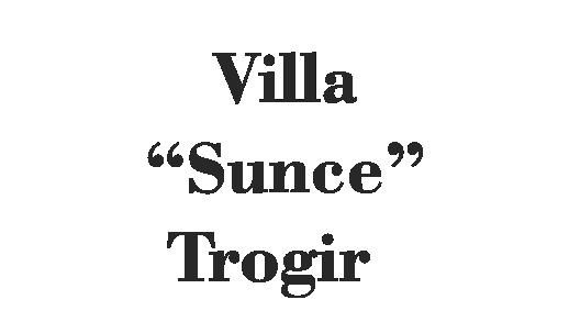 Vila Sunce Trogir